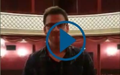 Video: Martin Frank unterstützt das Forum Humor