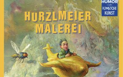 """""""Hurzlmeier Malerei"""" im Kunsthaus Fürstenfeldbruck"""